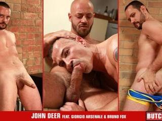 John Deer feat. Giorgio Arsenale, Bruno Fox