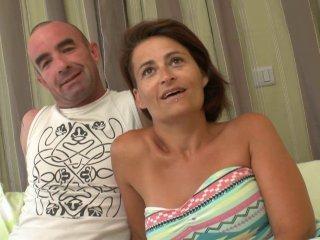 Amélie et son mari nous commandent un bon gang-ban