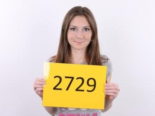 CZECH CASTING - AMAZINGLY TIGHT TWAT OF LUCIE (272