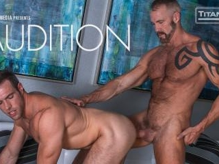Audition: Dallas Steele & Alex Mecum show Liam how
