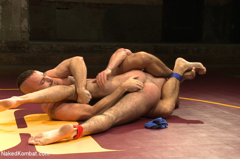 Wrestler hudson taylor a champion for gay rights