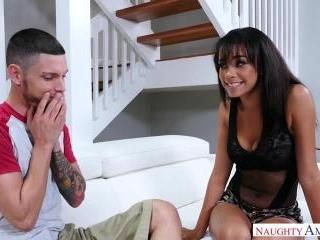 My Girlfriend\'s Busty Friend - Raven Redmond & Tyl