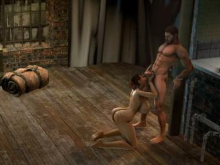 Respite Paisuri - Exotic 3D hentai adult clips