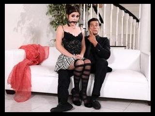 Goth Teen Nymphos - Rosalyn Sphinx