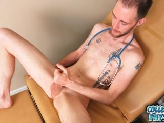 Dr Lee Licks His Own Dick