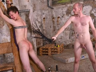 A Feast Of Flogged Twink Arse Part 1 - Alex Faux &