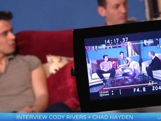 UNTOUCHED interview - Cody Rivers and Chad Hayden