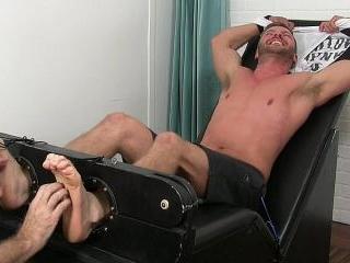 Sean Holmes Tickled Naked