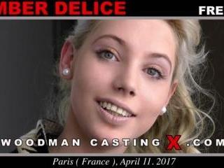 Kimber Delice casting