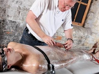 Wrapped Up And Wanked Off - Luke Desmond And Sebas