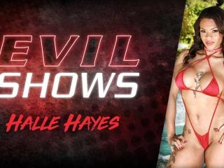 Evil Shows - Halle Hayes