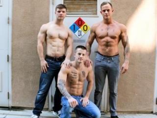 AD - 86 - Quentin Gainz, Ivan James & Zack Matthew