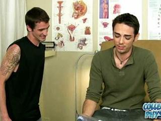 Ryan & Jake  - College Boy Physicals