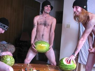 Have You Ever Fucked A Watermelon? - Devin Reynold