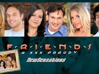 Friends - A XXX Parody