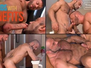 Friends with Benefits: Scene 1: George Ce & Hunter