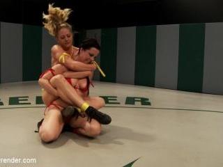Bonus: Serena Blair vs Katie Summers & Bryn Blayne