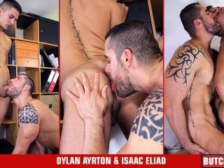 Dylan Ayrton, Issac Eliad