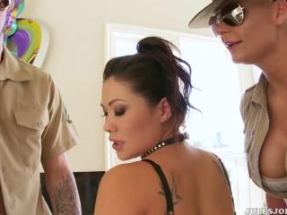 Phoenix Marie, London Keys In Anal Training - Movi