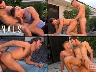 Signals: Scene 1: Dario Beck & Landon Conrad