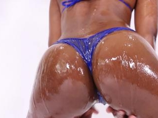 Big Black Wet Asses #15, part 2