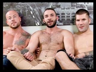 Caleb Troy, Sean Duran & Fernando Del Rio - Interv