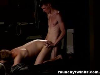 Jocks Loves To Fucked Tight Gay\'s Ass