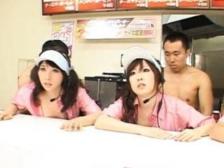 Dirty patient enjoys meguru kosaka sponge bath 6