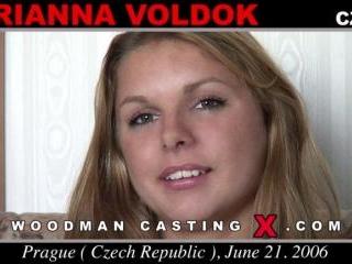 Adrianna Voldok casting