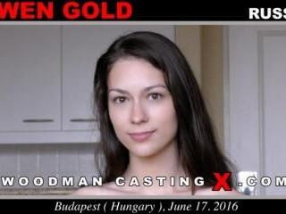 Arwen Gold casting
