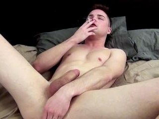 Dustin Fitch Smokin Buttplug Play! - Dustin Fitch