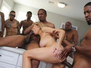 Blacks On Cougars - Erica Lauren