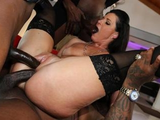 Blacks On Cougars - India Summer