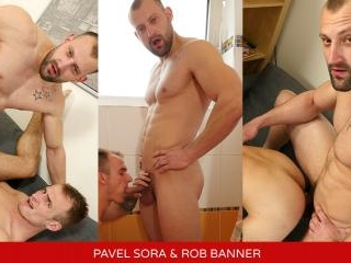 Pavel Sora and Rob Banner