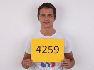 CZECH GAY CASTING - ROBERT (4259)
