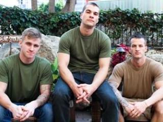 Quentin Gainz, Ryan Jordan & Princeton Price